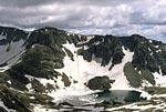 Восточный Казахстан, Западный Алтай, Ивановский хребет