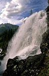 Водопад на Большом Кокколе