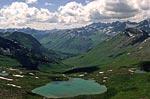 Восточный Казахстан, Центральный Алтай, истоки Большого Кокколя