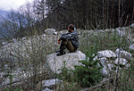 Россия, Северная Осетия, Дигория, окрестности деревни Дзинага