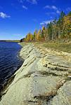 Россия, Якутия, берег реки Алдан, рядом с аэропортом Усть-Мая