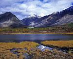 Озеро в долине реки Ниткан