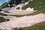 Джугское озеро.