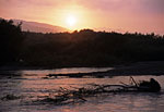 Россия, Камчатка, река Авача в окрестностях Петропавловска-Камчатского
