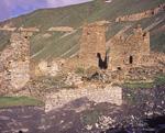 Россия, Кавказ, Северная Осетия, село Тиб