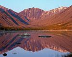 Озеро Балгыт в истоках реки Зима. Горы Оханджа (Охандя). Зима впадает в реку Момонтай примерно в семи километрах ниже одноимённого озера.