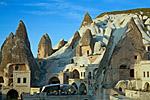 Турция, Анатолийское нагорье, Каппадокия, Гёреме