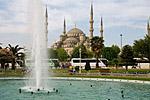 Стамбул. Мечеть Султана Ахмета.