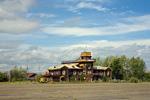 Россия, Магаданская область, посёлок Сеймчан