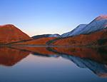 Вечер на озере Естото.